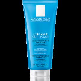 La Roche Posay lipkar gel lavant soothing protecting 200Ml