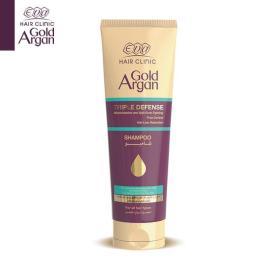 Hair Clinic Gold Argan Shampoo