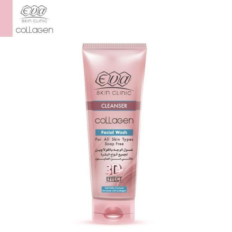 Eva Skin Clinic Collagen Facial Wash 150ml