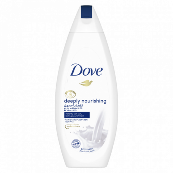 Dove Body Wash Deeply Nourishing - 500ml
