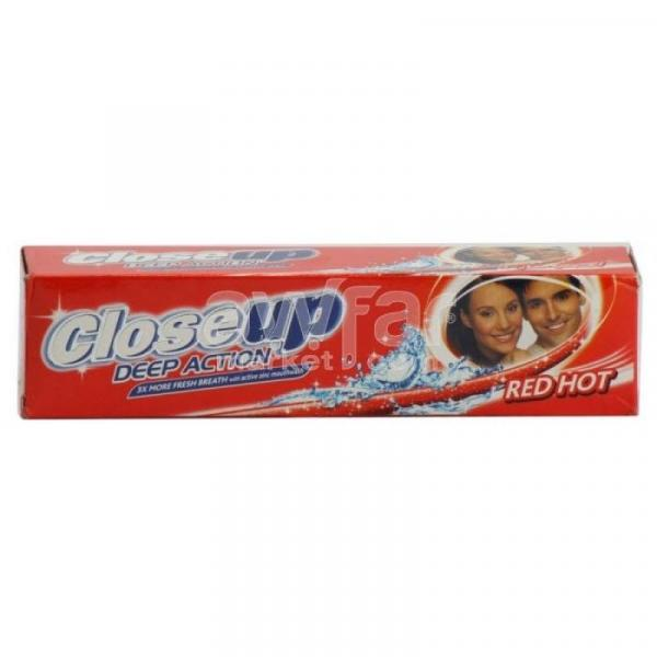 Close Up Deep Action Toothpaste Hot Red - 100ML