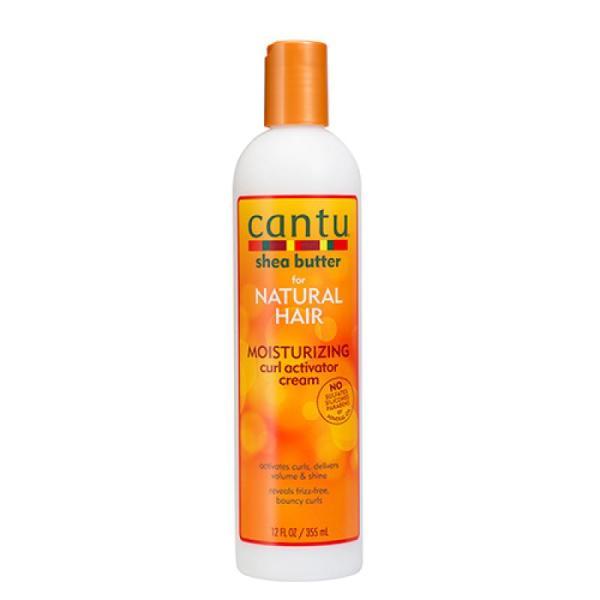 Cantu Shea Butter For Natural Hair Moisturizing Curl Activator Cream - 355 Ml