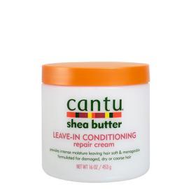 Cantu Shea Butter Leave In Conditioning Repair Cream - 453g