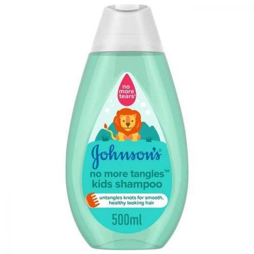 Johnson's No More Tangles Kids Shampoo - 500ml