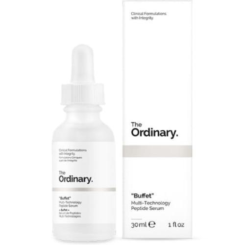 The ordinary buffetpeptide serum